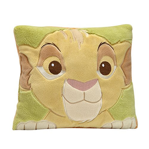 Disney Lion King Decorative Pillow, Green front-61495