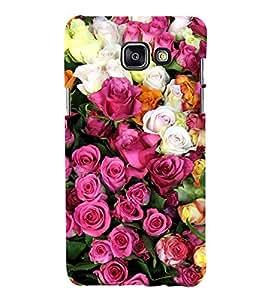 99Sublimation Lot of Different Roses 3D Hard Polycarbonate Designer Back Case Cover for Samsung Phones