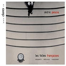 Les Folies Fran�oises, ou Les Dominos - Extraits du 3e Livre de Pi�ces de Clavcin, 13e Ordre - IV. L'Esp�rance