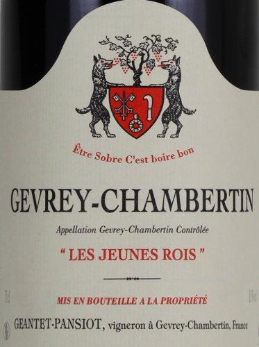 2009 Geantet-Pansiot Gevrey Chambertin Les Jeaunes Rois Pinot Noir 750 Ml
