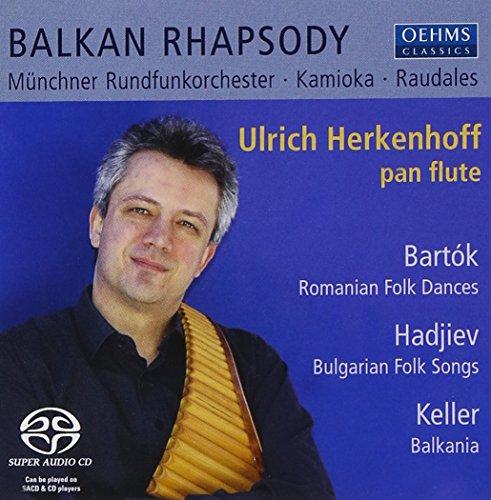 SACD : Ulrich Herkenhoff - Balkan Rhapsody (Hybrid SACD)