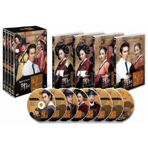 Dr.JIN DVD-BOX 韓国版 英語字幕版 ソン・スンホン、ジェジュン