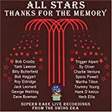 echange, troc Various Artists - All Stars: Thanks for the Memory