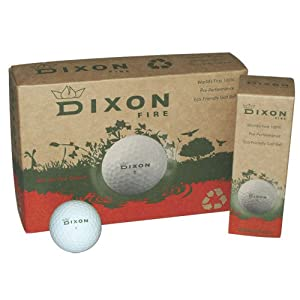 Dixon Fire Golf Ball (1 Dz)