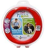 Kalencom 2-in-1 Potette Plus Red