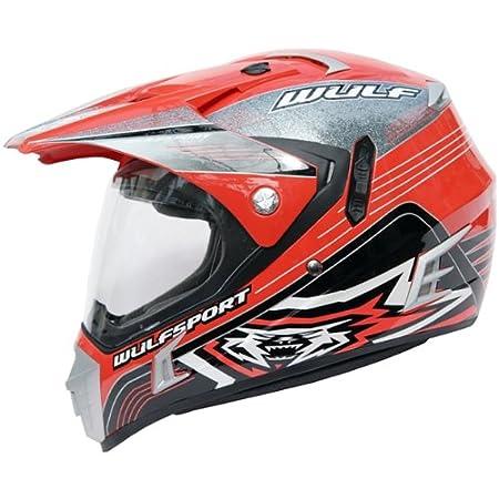 Wulfsport Prima Speed 2013 Offroad mx MTB Casque de motocross