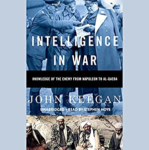 Intelligence in War Audiobook