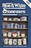 img - for Collecting Blue and White Stoneware book / textbook / text book