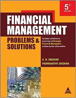 problem set on financial management Fin 451 week 7 problem set investments and portfolio management grand canyon fin451 week 7 problem set chapter 18: problem sets, number 7, and cfa problems, numbers 2, 3, 4, and 6.