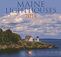 2014 Maine Lighthouses Calendar