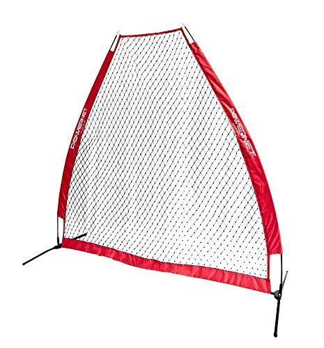 PowerNet Portable Baseball Pitching Screen 7 X 7 Bow Style (Portable Pitching Screen compare prices)