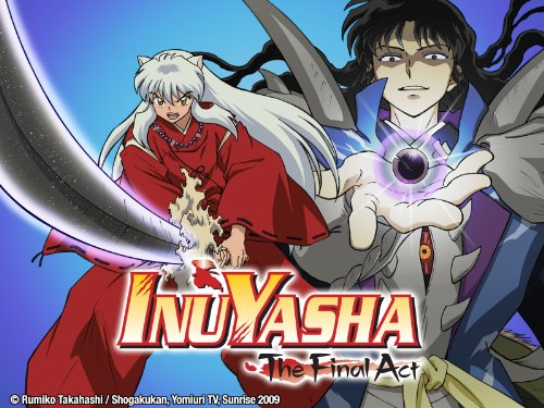 Inuyasha The Final Act, Season 1, Vol. 1