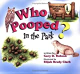 img - for Who Pooped in the Park? Rocky Mountain National Park: Scat and Tracks for Kids book / textbook / text book