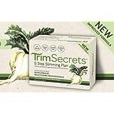 Trim Secrets 5 Step Slimming Plan New Double Strength - 42 Capsules