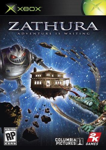 Zathura - Xbox front-152382
