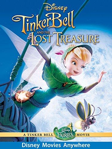 Amazon.com: Tinker Bell and the Lost Treasure: Klay Hall: Amazon