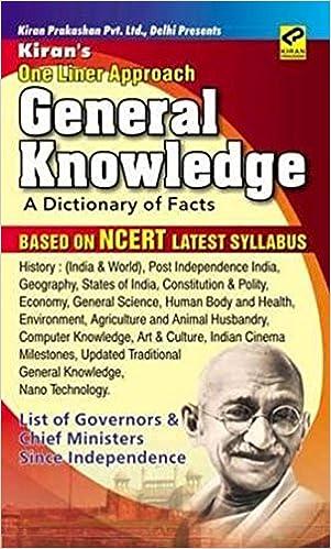 Kiran One Liner General Knowledge