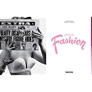 TASCHEN 365, Day-by-Day, Fashion Ads of the 20th Century