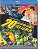 Cover art for  20 Million Miles To Earth (50th Anniversary Edition) [Blu-ray]