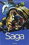 img - for Saga, Vol. 5 book / textbook / text book