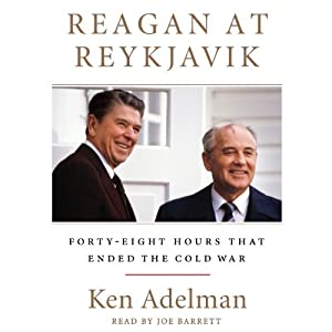 Reagan at Reykjavik Audiobook