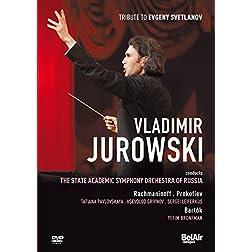Tribute to Evgeny Svetlanov [Blu-ray]