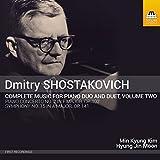 ショスタコーヴィチ:2台&4手ピアノのための作品全集 第2集