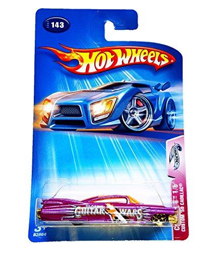 Hotwheels Crank Itz Custom #1 '59 Cadillac - 1