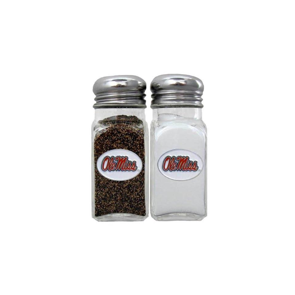 NCAA Ole Miss Rebels Salt & Pepper Shakers