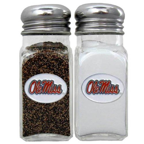 Ncaa Ole Miss Rebels Salt & Pepper Shakers