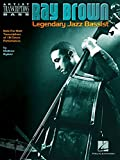 Ray Brown: Legendary Jazz Bassist (book/cd) (1458412423) by Brown, Ray