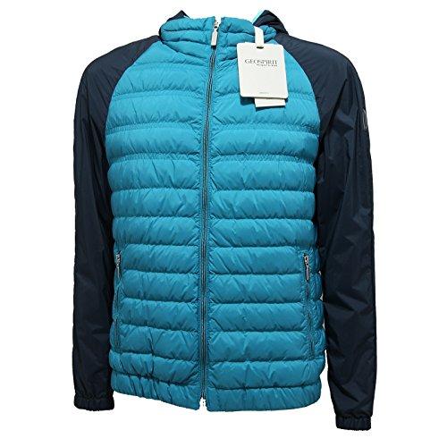 3465M giubbotto piumino uomo GEOSPIRIT clarkii giacche quilted jackets coats men [M]