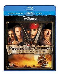 Pirates of Caribbean: Curse of Black Pearl [Blu-ray]