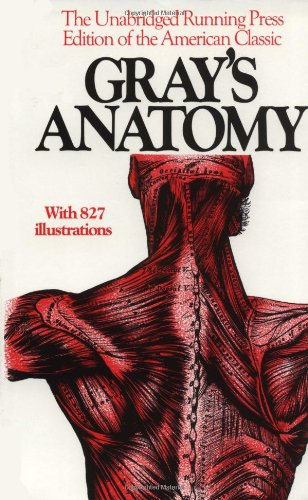Gray'S Anatomy: The Unabridged Running Press Edition Of The American Classic front-853161
