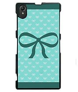Printvisa 2D Printed Designer back case cover for Sony Xperia Z1 - D4364