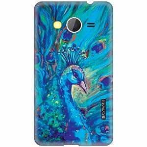 Printland Back Cover For Samsung Galaxy Core 2 - Love Nature Designer Cases