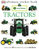 Ultimate Sticker Book: John Deere: Tractors (Ultimate Sticker Books)