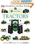 Ultimate Sticker Book: John Deere: Tr...