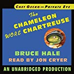 Chet Gecko, Private Eye, Book 1: The Chameleon Wore Chartreuse | Bruce Hale