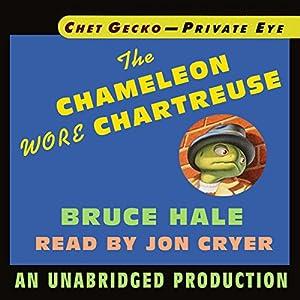 Chet Gecko, Private Eye, Book 1 Audiobook
