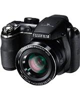 Fujifilm FinePix S4200 Appareil photo bridge 14 Mpix Zoom 24x Noir