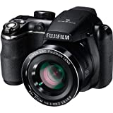Fujifilm FinePix S4200 Digital Camera (14MP, 24x Optical Zoom) 3 inch LCD Screenby Fujifilm