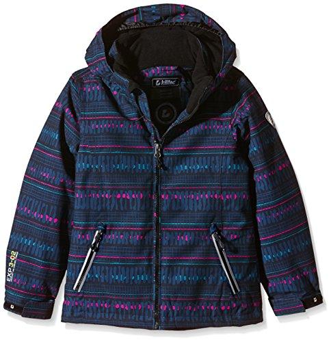 Killtec giacca sportiva da bimbo con cappuccio e neve Caccia Lauri, scuro Navy, 164, 27399-000