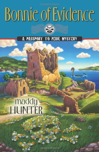 Image of Bonnie of Evidence (A Passport to Peril Mystery)