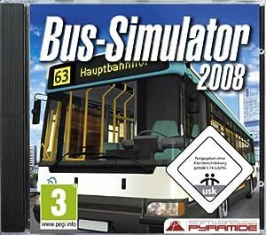 bus simulator 2008 pc video games. Black Bedroom Furniture Sets. Home Design Ideas
