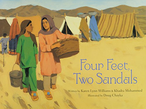 four-feet-two-sandals