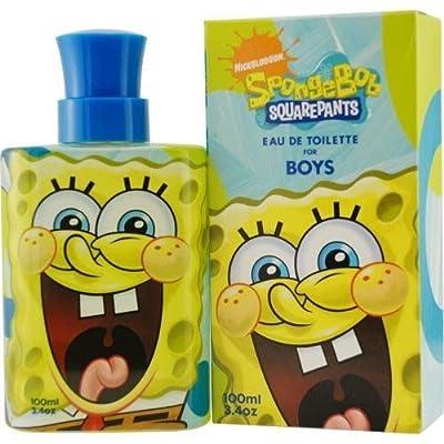 SPONGEBOB 10TH ANNIVERSARY For Boys By NICKELODEON Eau De Toilette Spray