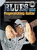 img - for BLUES FINGERPICKING GUITAR (Progressive) book / textbook / text book