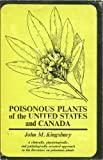 img - for Poisonous Plants of the United States and Canada book / textbook / text book