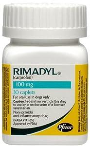 Rimadyl Caplets - 100 mg - 30 count